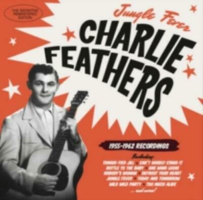 £12.29 • Buy Charlie Feathers: Jungle Fever 1955-1962 Recordings (cd.)