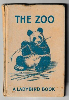 The Zoo Series 563 Ladybird Book 1960 Wills & Hepworth By Me Gagg • 2£