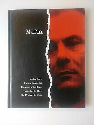 Mafia (True Crime) By Time Life Books (Eds Hardback Book The Fast Free Shipping • 7.17£