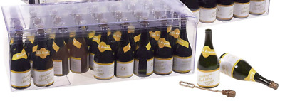 £9.99 • Buy Champagne Party Bubbles 1 Box Contains X36 Bottles (S4)