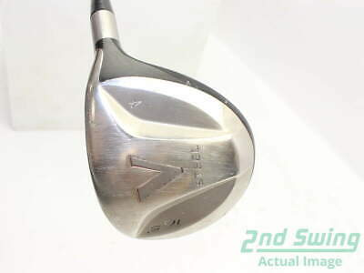 $ CDN108.05 • Buy TaylorMade V Steel Fairway Wood 4 Wood 4W 16.5° Graphite Regular Right 43.0in