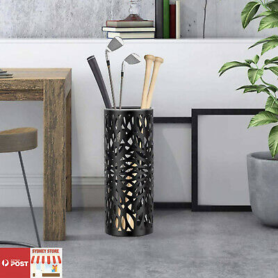 AU30 • Buy Fashion Steel Umbrella Stand Umbrella Walking Cane Stick Holder Storage In White