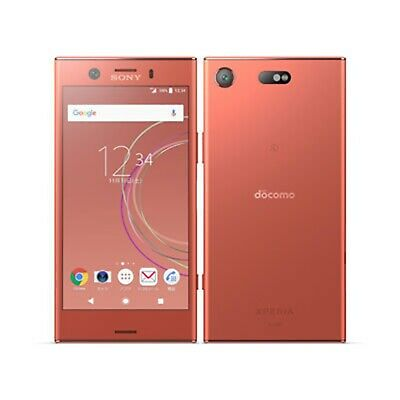 AU260.86 • Buy Sony Xperia XZ1 Compact SO-02K Twilight Pink 32GB Docomo Android SIM Unlocked