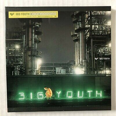 ECD BIG YOUTH CD 1997 Avex Major Force Japanese Hip Hop Music Playback OK GIFT • 27.49£