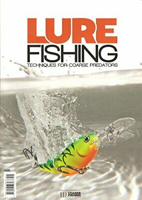 £8.99 • Buy Lure Fishing: Techniques For Coarse Predators By Phillips, Steve Book The Cheap