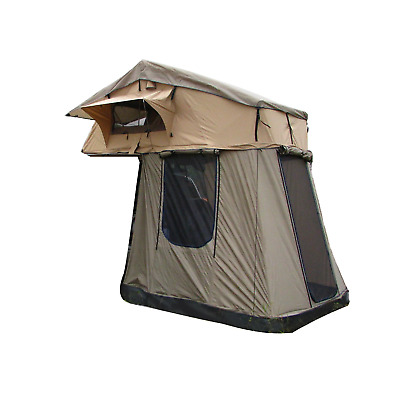 Overland Expedition Foldout 3 Person Roof Top Camping Tent • 1,309.99£