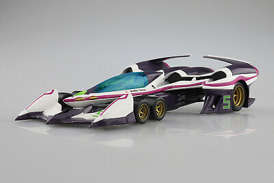 Aoshima 05904 Cyber Formula Ogre An-21 Cyber 1:24 Plastic Model Car Kit • 25.19£