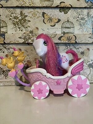 My Little Pony Vintage G3 Curtesy Carriage And Cute Curtesy Pony • 12.50£