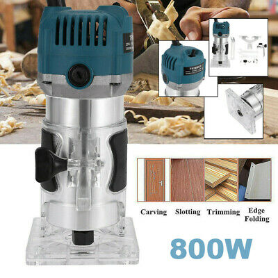 £20.49 • Buy Pro Heavy Duty Electric Router Palm Hand Trimmer Wood Laminator Trimming Machine
