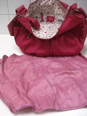 £34.99 • Buy RADLEY Pink Large Cross Body Baby Changing NAPPY BAG With Change Mat