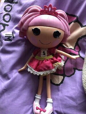 Lalaloopsy 13'' Doll 'Jewel Sparkle' With Pink Tiara • 5£