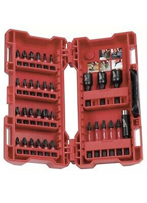 £30.49 • Buy Milwaukee 4932430905 Shockwave Impact Bits And Nut Drivers Set (33 Piece)