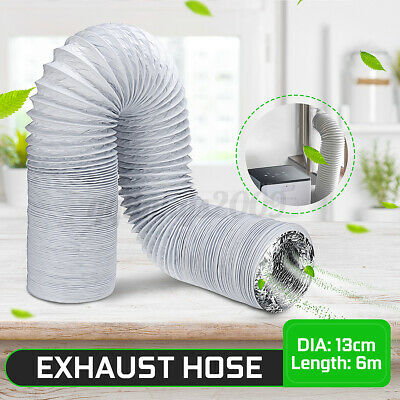 AU15.20 • Buy Portable Air Conditioner Parts Exhaust Pipe Vent Hose Tube 13cm Diam X 6M