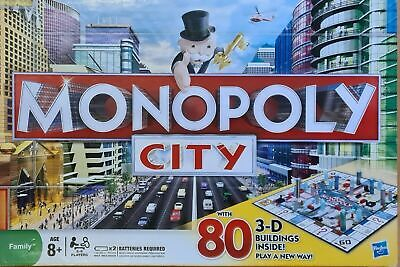£1 • Buy Monopoly City 3D Spare Metal Playing Pieces Movers HAT DOG KEYS VAN DIGGER PAINT