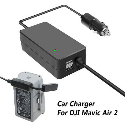 AU40.03 • Buy Portable Car Charger Kids Toy Multifunction Safety Flight For DJI Mavic Air 2
