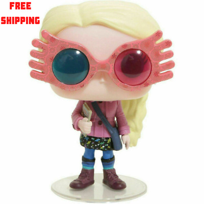 Harry Potter Luna Lovegood With Glasses Funko Pop Vinyl (With Box) • 11.41£