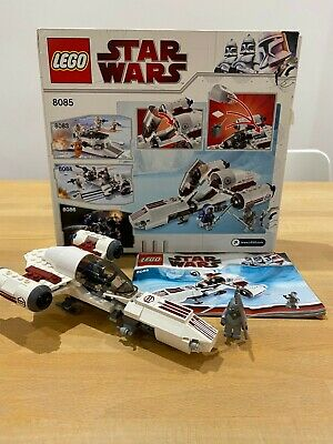 LEGO Star Wars Freeco Speeder (8085) Complete Set With Box And Instructions  • 9.99£