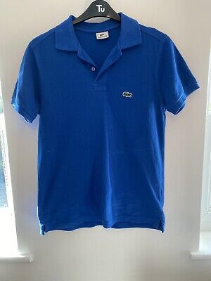 Mens Lacoste Polo Shirt • 3£