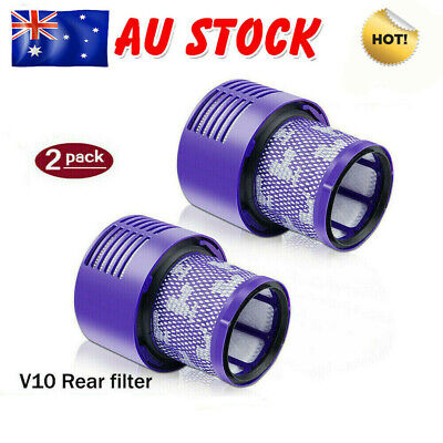 AU18.68 • Buy For DYSON V10 Filter Genuine Cyclone Animal Absolute Total Clean Washable 2 Pack
