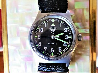 $ CDN663.75 • Buy Cwc Military Watch In Near Mint / Unused Condition. Very Rare To Obtain. 2005-6