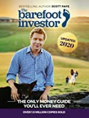 AU23.99 • Buy The Barefoot Investor 2020 Update The Only Money Guide You'll Ever Need AU