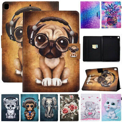 £11.99 • Buy Case Cover For IPad Pro 11 Air 4 10.9 10.2 2020 2019 2021 Flip PU Leather Back