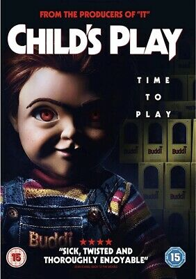 Child's Play - Time To Play - DVD - New - B • 19£