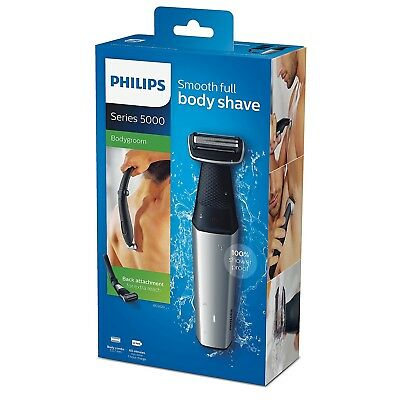 AU121.66 • Buy PHILIPS BG5020 Back Hair Trimmer Shaver Body Groomer 5000 Series (BG2036 Update)