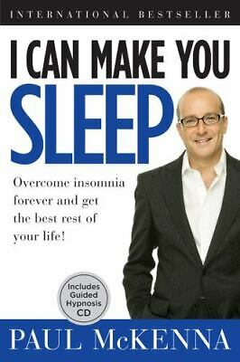 I Can Make You Sleep: Overcome Insomnia Forever And Get The Best Rest Of You... • 3.76£