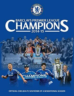 £8.49 • Buy Chelsea FC Champions Book 2014/2015 By Sport Media Book The Cheap Fast Free Post