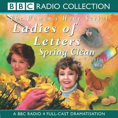 Ladies Of Letters Spring Clean (Radio Collection) CD-Audio Book The Cheap Fast • 4.69£