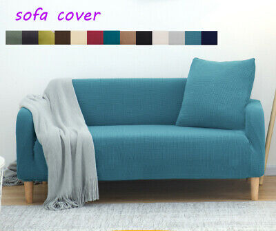 Suitable For Ikea Klippan 2-seat Sofa Cover For Protection Of Stretch Comfort YZ • 24.39£