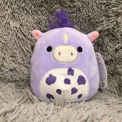 $ CDN10 • Buy NEW Squishmallow 5  Meadow The Horse Easter Walmart Exclusive NWT HTF Purple