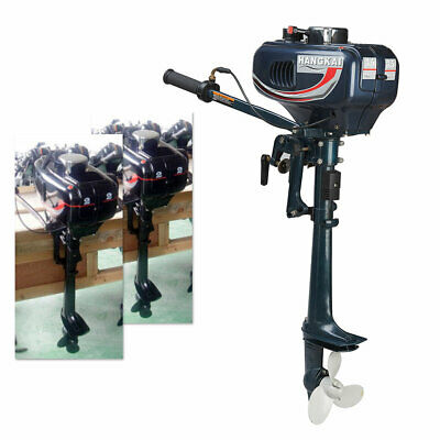 AU327 • Buy 2Stroke 3.5HP Outboard Motor Engine Water Cooling CDI System For Fishing Boat AU