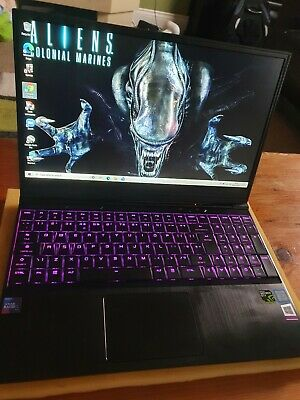 AU1119.55 • Buy PC Specialist Recoil II Gaming Laptop I7-8750H, GTX 1060 6GB  SSD FHD IPS 144Hzl