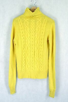 AU60.50 • Buy Gorman S Yellow Jumper By Reluv Clothing