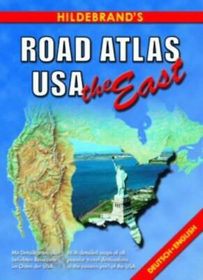£17.57 • Buy United States Of America Road Atlas: East (USA & Canada - Road Atlases)-Collect