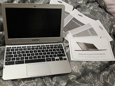 Samsung Chromebook Notebook 303C12, + Manual Quick Start Guide Parts Only • 5£
