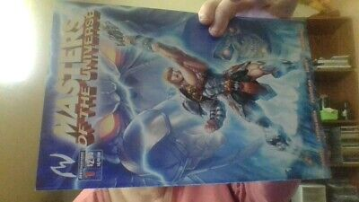 $3 • Buy Masters Of The Universe  1  Apr 2004  MVCreations  First Printing  Vf/nm