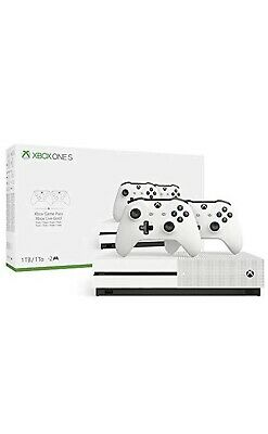 AU348.75 • Buy Microsoft Xbox One S All-Digital Edition 1TB White Console