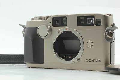 $ CDN1519.19 • Buy [Mint] Contax G2 35mm Rangefinder Film Camera Body From Japan