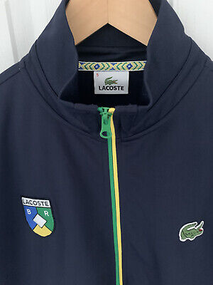 Mens Lacoste Tracksuit Top • 25£