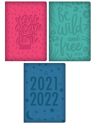 £3.99 • Buy 2021-2022 Academic Year A5 Diary Week To View Student Organiser Flexi Cover