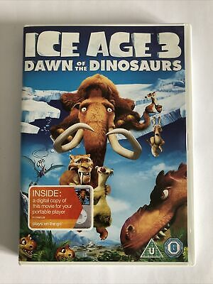Ice Age 3 - Dawn Of The Dinosaurs (DVD, 2012) • 0.99£