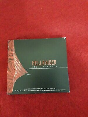Christopher Young - Hellraiser (The Chronicles, 2003) • 9.99£