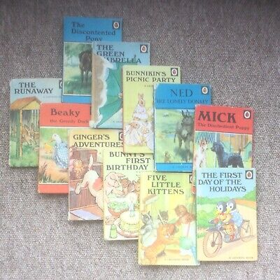 Ladybird Story Books, Classic Children's Illustrated Stories. Series 401 & 497 • 18£