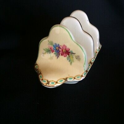 $ CDN8.85 • Buy Royal Winton Grimwades - 2224 Chintz - 2 Slice Toast Rack -Floral Vintage