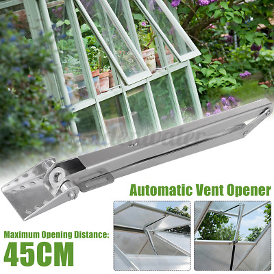 Automatic Vent Opener Replacement Window Roof Temperature Control Greenhouse UK • 18.69£