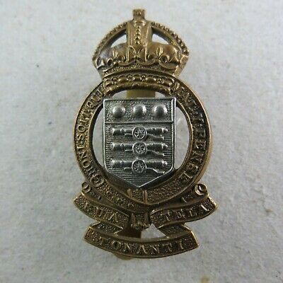 Military Cap Badge Royal Army Ordnance Corps British Army Gladman Norman • 2.50£