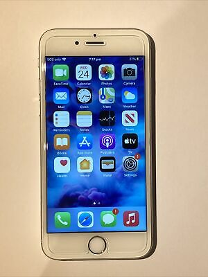 AU140 • Buy Apple IPhone 6s - 32GB - Silver (Unlocked) A1688 (CDMA + GSM) (AU Stock)